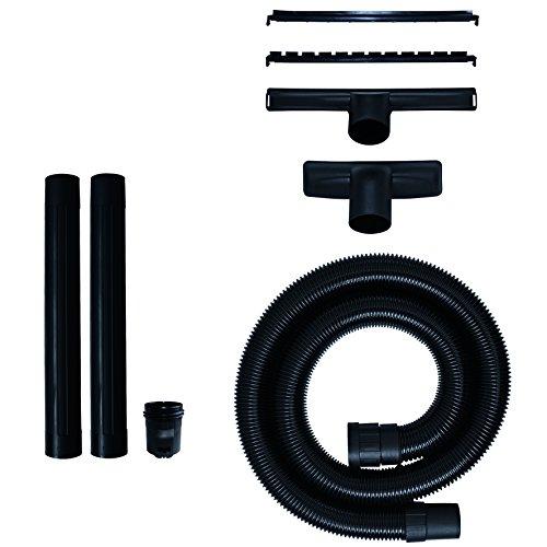 Original Einhell 5 tlg. Zubehör-Set 64 mm (Nass-Trockensauger-Zubehör, für 64 mm Anschlüsse)
