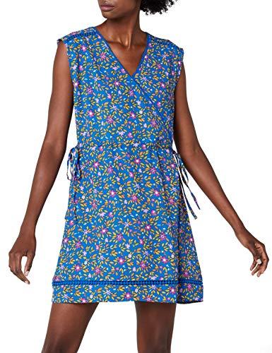 Pepe Jeans Damen Mari Kleid, Mehrfarbig (Multi), Medium