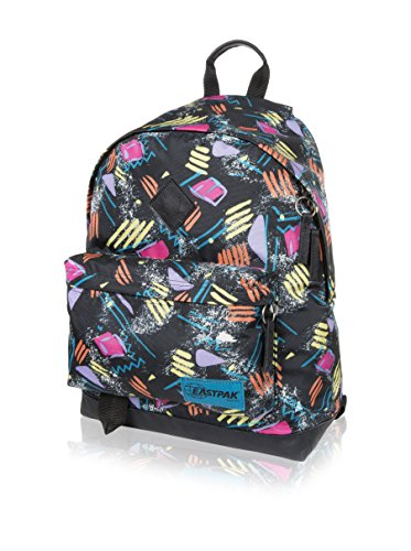 Eastpak Wyoming Mochila Tipo Casual, Diseño Into Oldies, 24 litros, Color Multicolor