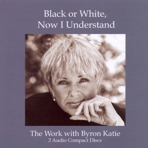 Black or White, Now I Understand audiobook cover art