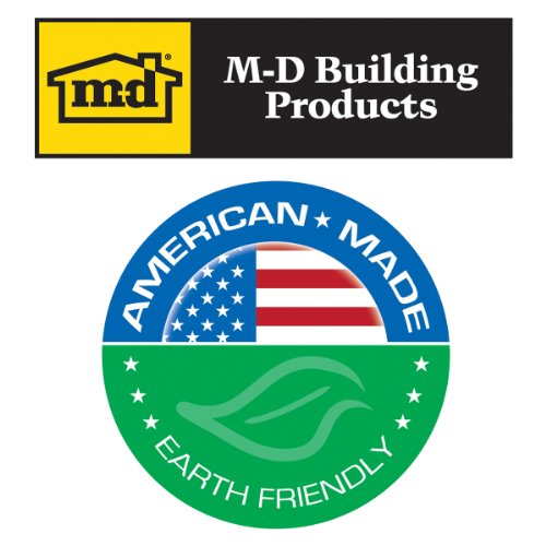 M-D Building Products 71480 1/2-Inch by 20-Feet Backer Rod, Gray