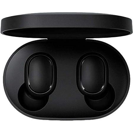 OLLIVAN for Xiaomi Redmi Airdots, TWS Bluetooth 5.0 Earphone Stereo Bass Wireless Headphones 300mAh Charging Box True Stereo Sound Mini Wireless Earbuds IPX4 Sweatproof Earphones with Mic AI Control