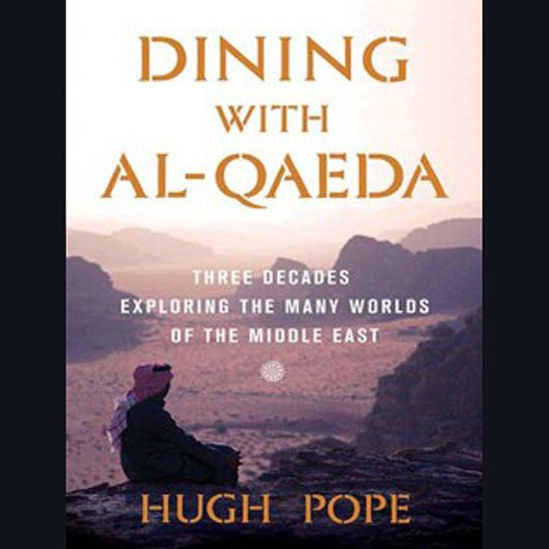 Dining with al-Qaeda audiobook cover art