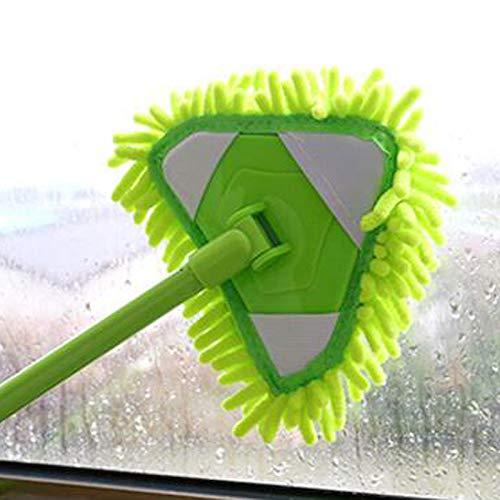 NEAR STOP Multifunctional Adjustable Floor Cleaning Mop Cloth Home Kitchen Dust Mop Cloth Household Floor Housekeeper Mop Accessories