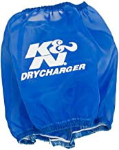 K&N RF-1001DR Red Drycharger Filter Wrap - For Your K&N RF-1001 Filter