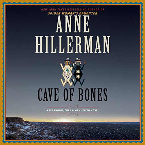 Cave of Bones audiobook cover art