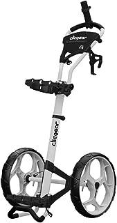 Clicgear Golf Model 6+ Resort 2 Wheel Push Pull Cart