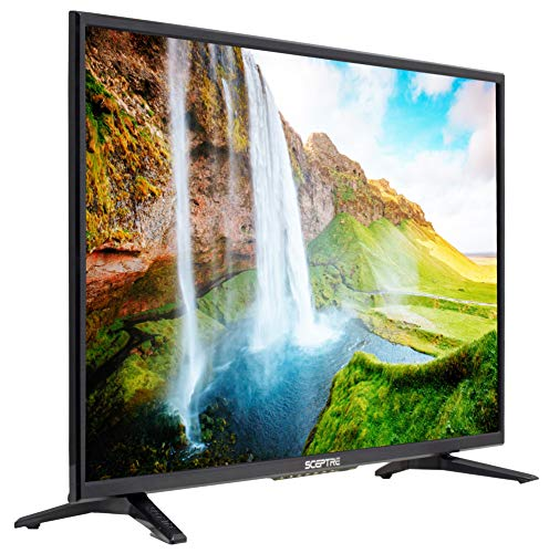 PANTALLA SCEPTRE 32 pulgadas LED HDTV 720p LED 60hz 3 HDMI (Renewed)