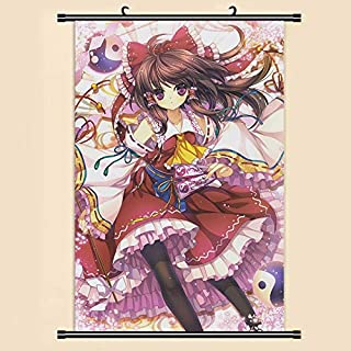 mgrlhm Pintura de Desplazamiento Anime Manga Pintura de Desplazamiento de Pared 40x60 Imagen Papel Tapiz Pegatina Cartel 4...