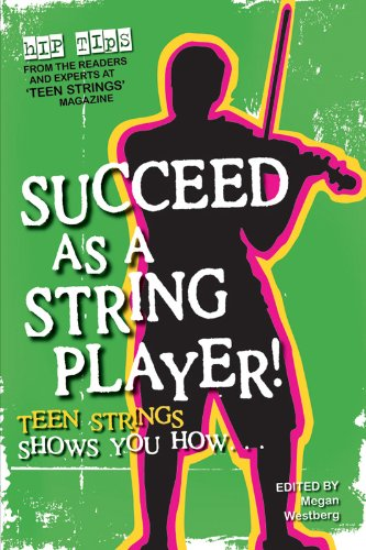 Succeed as a String Player (English Edition)