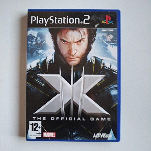 X-MEN 3 IL GIOCO UFFICIALE (ps2)