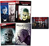 Hellraiser Complete 10 Movie Series DVD Set - Judgement / Revelations + More!