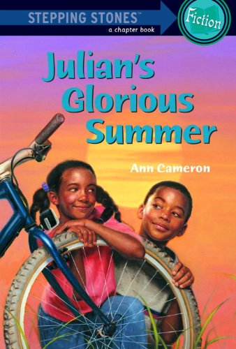 Julian's Glorious Summer (Turtleback School & Library Binding Edition) (Stepping Stone Books)