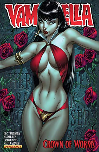 Vampirella (2011-2014) Vol. 1: Crown of Worms (Vampirella (2011-)) (English Edition)