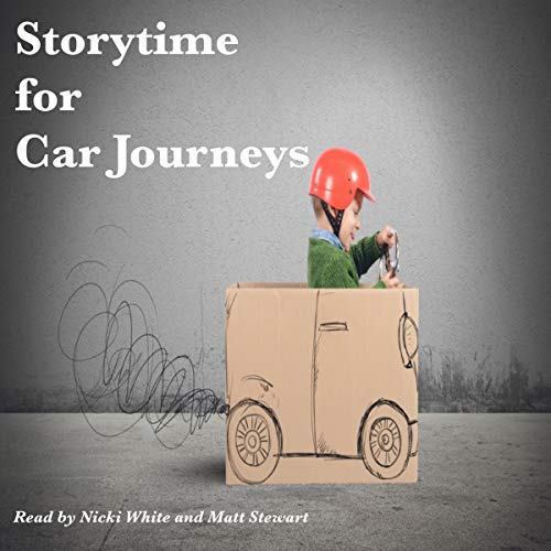 Page de couverture de Storytime for Car Journeys