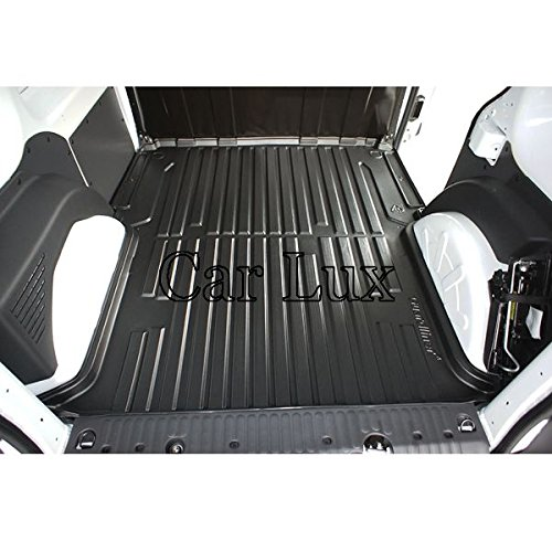 Car Lux AR04405 - Alfombra Bandeja Cubeta Protector Maletero