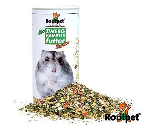 Rodipet® Bio Zwerghamsterfutter Senior 500g