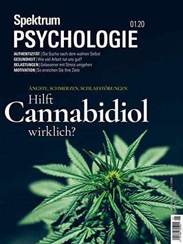Spektrum Psychologie 1/2020 Hilft...