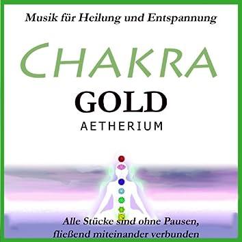 Chakra Gold: Alle Stücke sind ohne Pausen, fließend miteinander verbunden