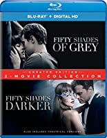 Fifty Shades: 2-Movie Collection [Blu-ray] [Import]