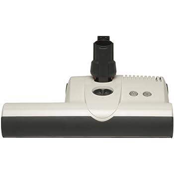 Sebo 9259AM Vacuum Power Head With White Finish BuiltIn Sensors for Proper Height Adjustment