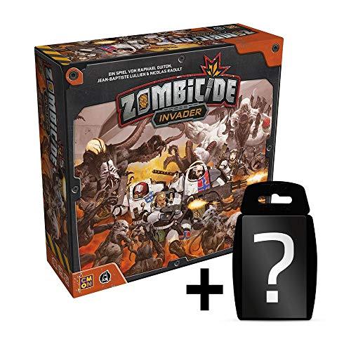Zombicide - Invader - Grundspiel | DEUTSCH | CMON | Set inkl. Kartenspiel