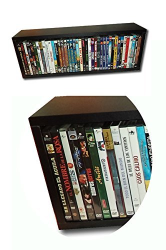 Mueble ESTANTERIA para ARCHIVAR 40 DVD / 45 BLU Ray/Ref.MAR034
