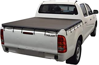 Toyota Hilux J-Deck (1989 to 1997) Double Cab Bunji Tonneau Cover