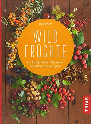 Wildfrüchte: Ein kulinarisches Abenteuer. Mit 40 vitalen Rezepten