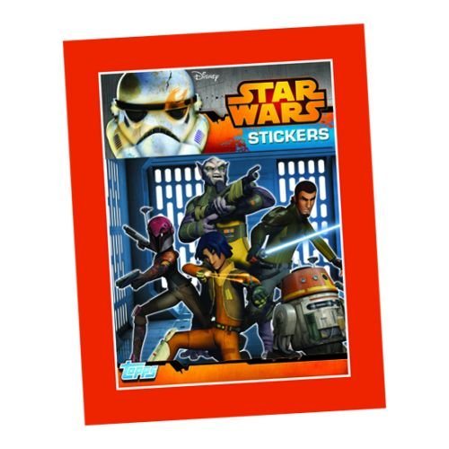 Star Wars Rebels – Blister Stickers (Topps 8436017222234)