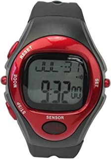 RHX - Impermeable Calorías Sport Reloj Digital Entrenamiento Ejercicio Heart Rate Monitor Nuevo