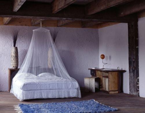 Care Plus carePlus Tropicare Mosquitonetz-Pyramide Weiss 10x2,45 Meter