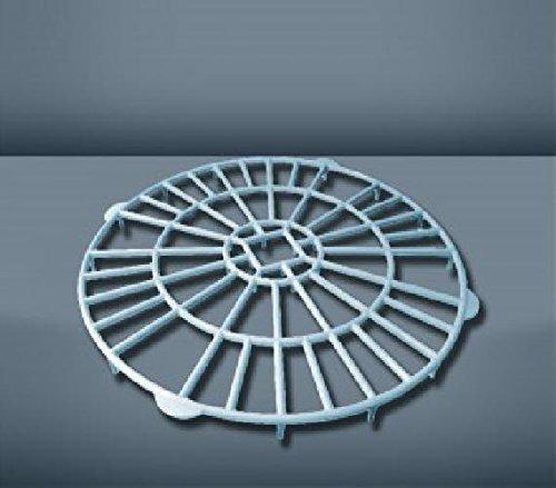 Kochstar K99007032 Halterung für Schüssel, Kunststoff, weiß, 34 x 34 x 2 cm
