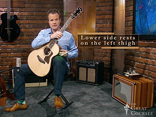 Classical Guitar Position and Posture