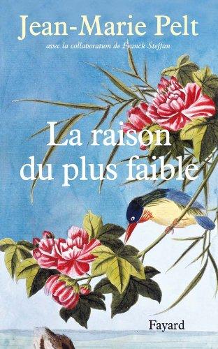 LA RAISON DU PLUS FAIBLE