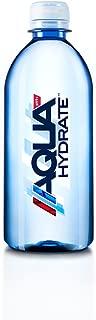 AquaHydrate Electrolyte Enhanced Water / Ph9 Plus, 16.9 Fl. Oz (Pack of 24)