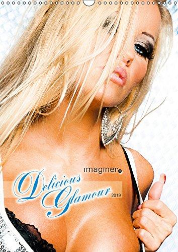 Delicious Glamour Kalender (Wandkalender 2019 DIN A3 hoch): Der erotische Blick von Jacqueline (Monatskalender, 14 Seiten ) (CALVENDO Menschen)