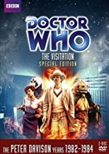 Doctor Who: The Visitation (Special Edition) by BBC Home Entertainment