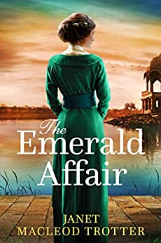 The Emerald Affair (The Raj Hotel Book 1) by [Janet MacLeod  Trotter]