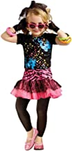 Fun World Stellar 80's Pop Party Infant/Toddler Costume