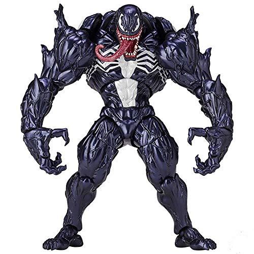 YXCC Figura di Azione del Venom Ornamento di statuina Mobile Venom Yamaguchi