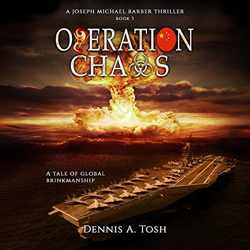 Operation Chaos Audiobook By Dennis A. Tosh cover art