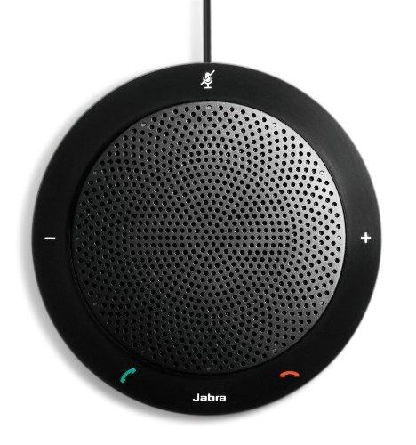 Jabra Speak 410 MS Portable Speakerphone MS Lync, 7410-109 (Portable Speakerphone MS Lync)