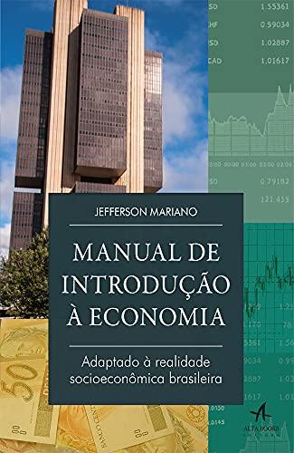 Manual De Introdução À Economia: Adaptado à realidade socioeconômica brasileira