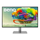 BenQ PD3220U 32 inch 4K Monitor IPS, HDR, AQCOLOR, Display P3, DCI-P3, sRGB, Rec.709,...