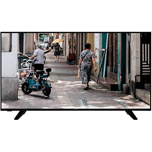 Hitachi 55HK5100, Televisor 55'' LCD IPS Direct LED 4K Smart TV WiFi, Wi-Fi, USB, VGA, Ethernet, HDMI