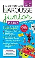 Dictionnaire Larousse junior poche (7-11 ans/CE-CM)