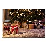 Sayla Weihnachten Dekoration 3D Fotografie Hintergrund Stduio Hintergrund Kulissen Weihnachten Winter Fotohintergrund Stoff Fotoshooting Christmas (G)