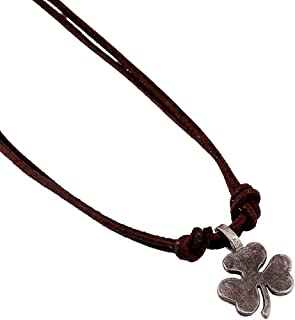 Best mens shamrock necklace Reviews