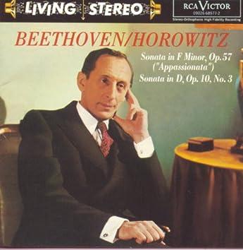Horowitz Plays Beethoven Sonatas